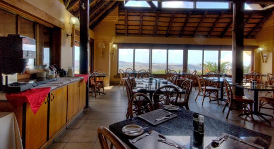 Restaurant Hilltop Camp Hluhluwe iMfolozi Game Reserve